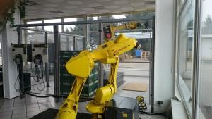 FANU Roboter